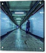 Underground Inhabitants Acrylic Print
