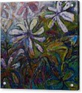 Undergrowth Acrylic Print