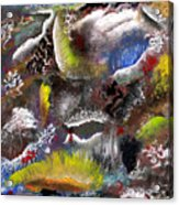 Underlying Theme - Portal Acrylic Print