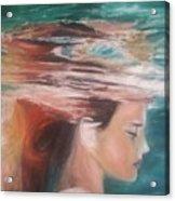 Underwater Dream  Acrylic Print