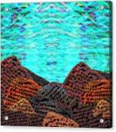 Undiscovered Planet Acrylic Print