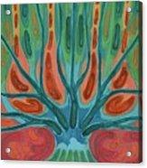 Unfinished Tree Acrylic Print