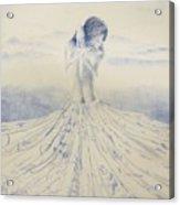 Unfolding The Twilight Acrylic Print
