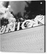 Union Acrylic Print