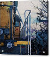 Union Pacific 1474 Acrylic Print