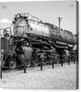 Union Pacific 4012 Acrylic Print
