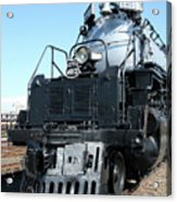 Union Pacific Big Boy I Acrylic Print