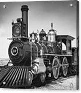 Union Pacific No. 119 Acrylic Print