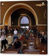 Union Station 0604 Acrylic Print