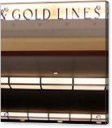 Union Station 0612 Acrylic Print