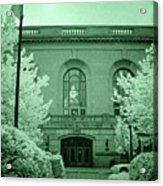Union Station 2, Joliet, Illinois Acrylic Print
