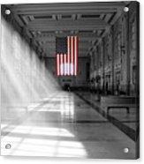 Union Station 2 - Kansas City Acrylic Print