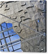 Unisphere Close Up 2 Acrylic Print