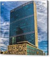 United Nations Headquarters Acrylic Print