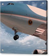 United States Air Force One Acrylic Print