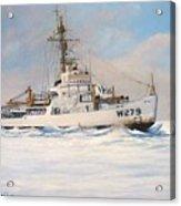 United States Coast Guard Icebreaker Eastwind Acrylic Print