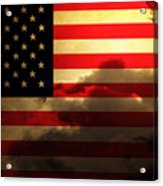 United States Of America . Land Of The Free Acrylic Print