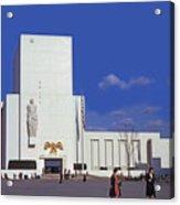 United States Pavilion R Acrylic Print