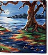United Trees Acrylic Print