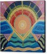 Unity I Oneness Acrylic Print