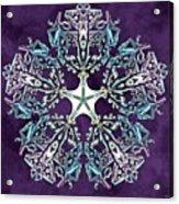 Unity Star Acrylic Print