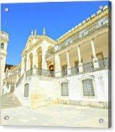 University Of Coimbra Acrylic Print