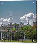 University Of Tampa Acrylic Print
