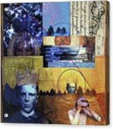 Unleashed Acrylic Print