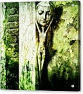 Unmasked  Acrylic Print