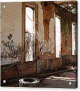 Unoccupied Acrylic Print