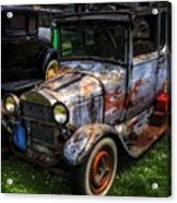 Unruly But Practical Acrylic Print
