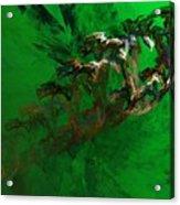 Untitled 01-15-10 Acrylic Print