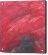 Untitled 105 Original Painting Acrylic Print