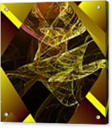 Untitled 11-06-09 Acrylic Print