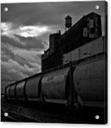 Untitled Train Acrylic Print