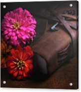 Untold Secrets Acrylic Print