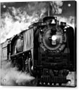 Up 844 Steaming It Up Acrylic Print