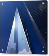 Up In New York Acrylic Print