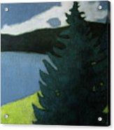 Up- north Landscape Acrylic Print