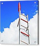 Up The Sky Acrylic Print