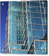 Up Town Phoenix Building Acrylic Print