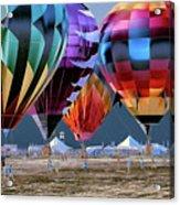 Up Up And Away Acrylic Print