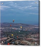 Up, Up And Away Acrylic Print