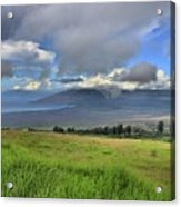 Upcountry Maui Acrylic Print