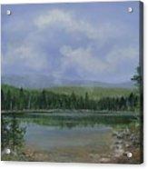 Upland Lake Acrylic Print