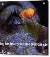 Uplifting225 Acrylic Print