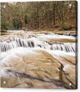 Upper Campbell Falls Acrylic Print