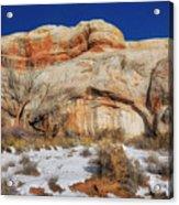 Upper Colorado River Scenic Byway Acrylic Print