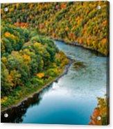Upper Delaware River Acrylic Print