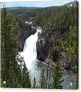 Upper Falls Acrylic Print